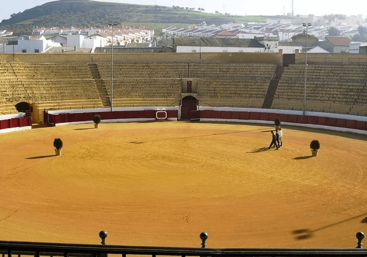 Плаза де Торос, Осуна, испания