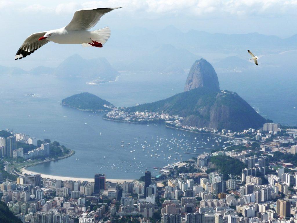 Санта марта, Бразилия