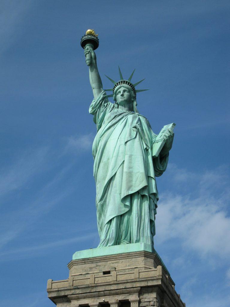 Статуя Свободы, Нью Йорк,США