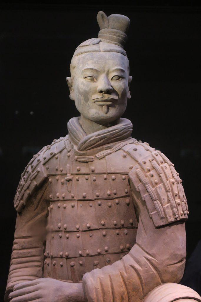 Терракотовая скульптура, Сиань, Китай