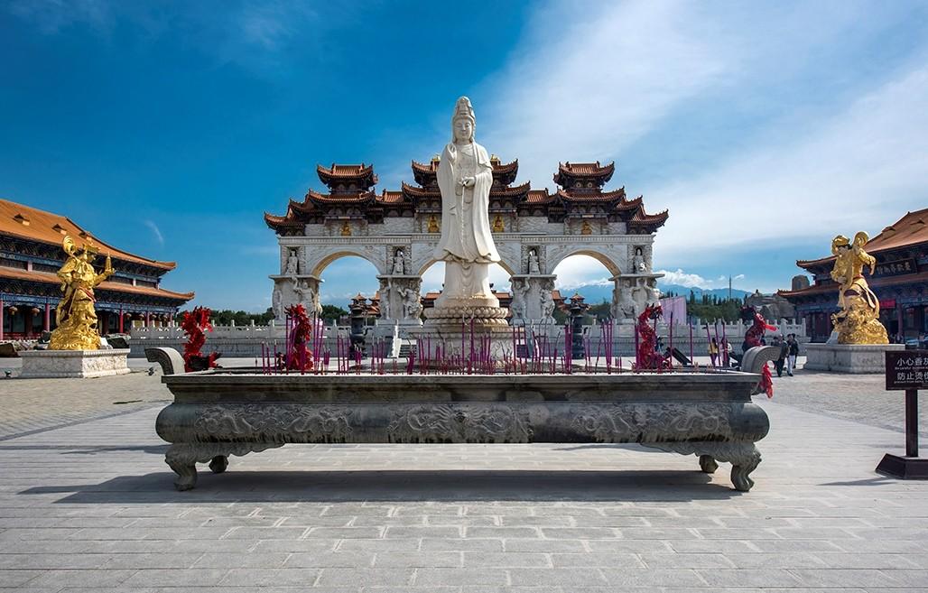 Урумчи, Китай