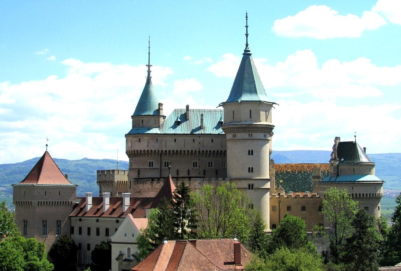 Бойнице, Словакия