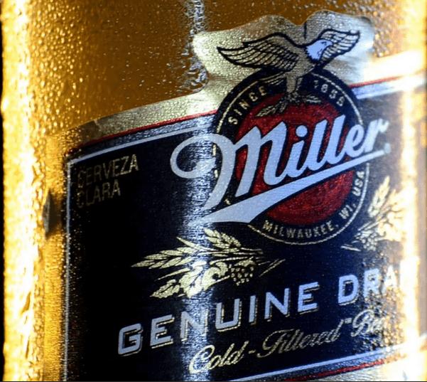 Пиво Миллер, Голден, Колорадо, США