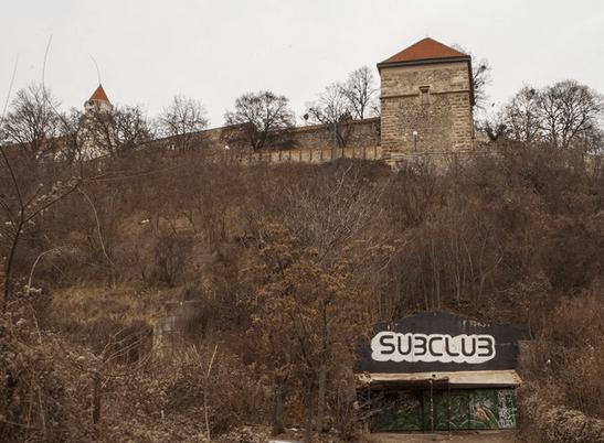Сабклаб Словакия