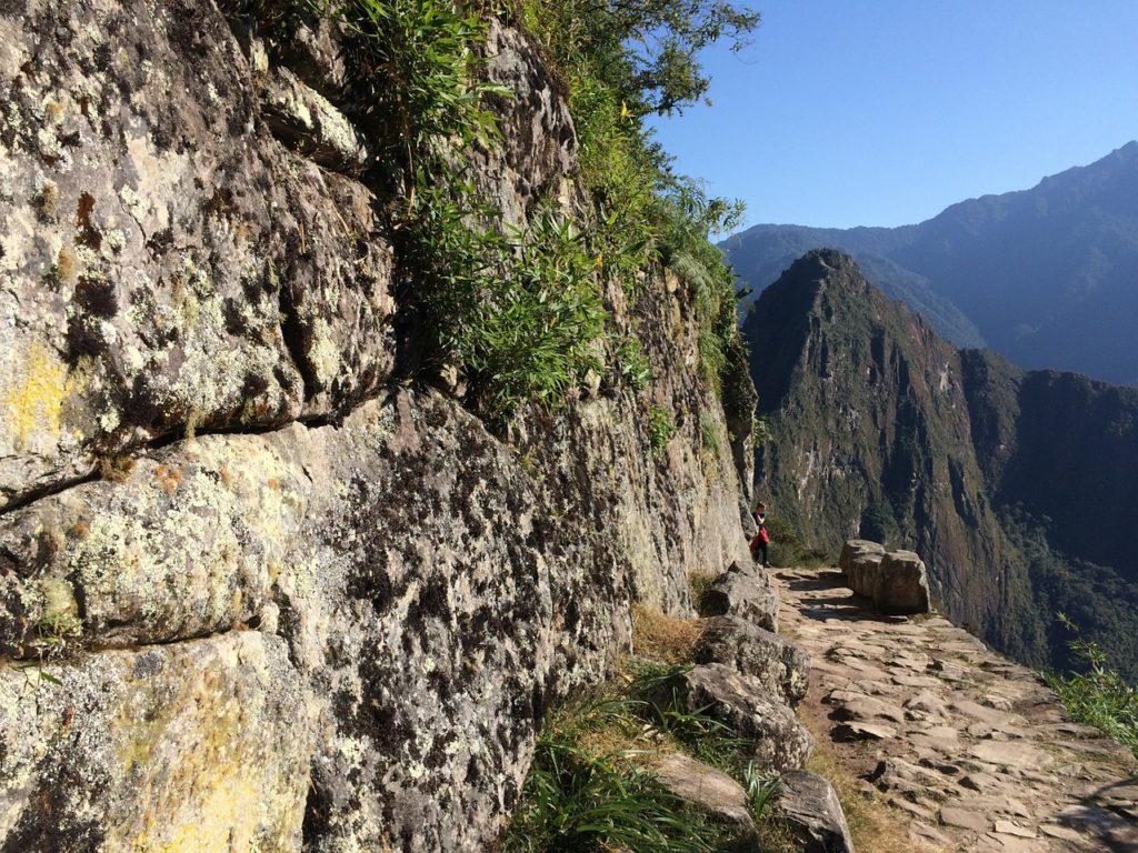 треккинг по тропе инков в Перу