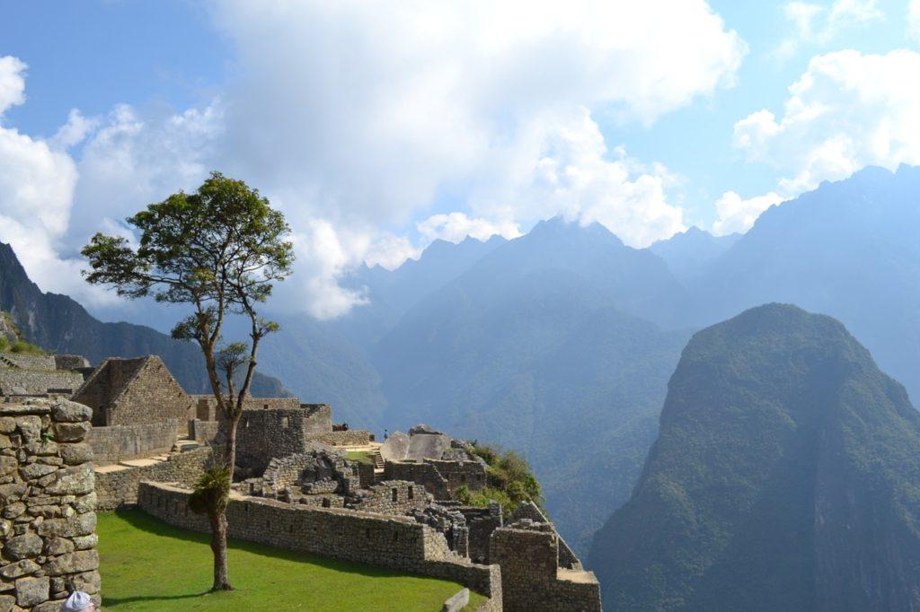 восхождение к Мачу Пикчу, Перу