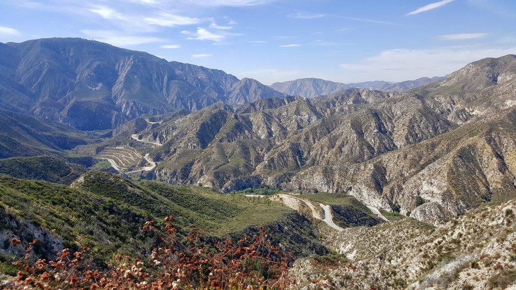 Анджелеский национальный лес, Калифорния, США