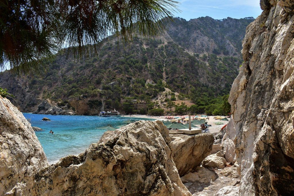 Апелла, остров Карпатос, Греция