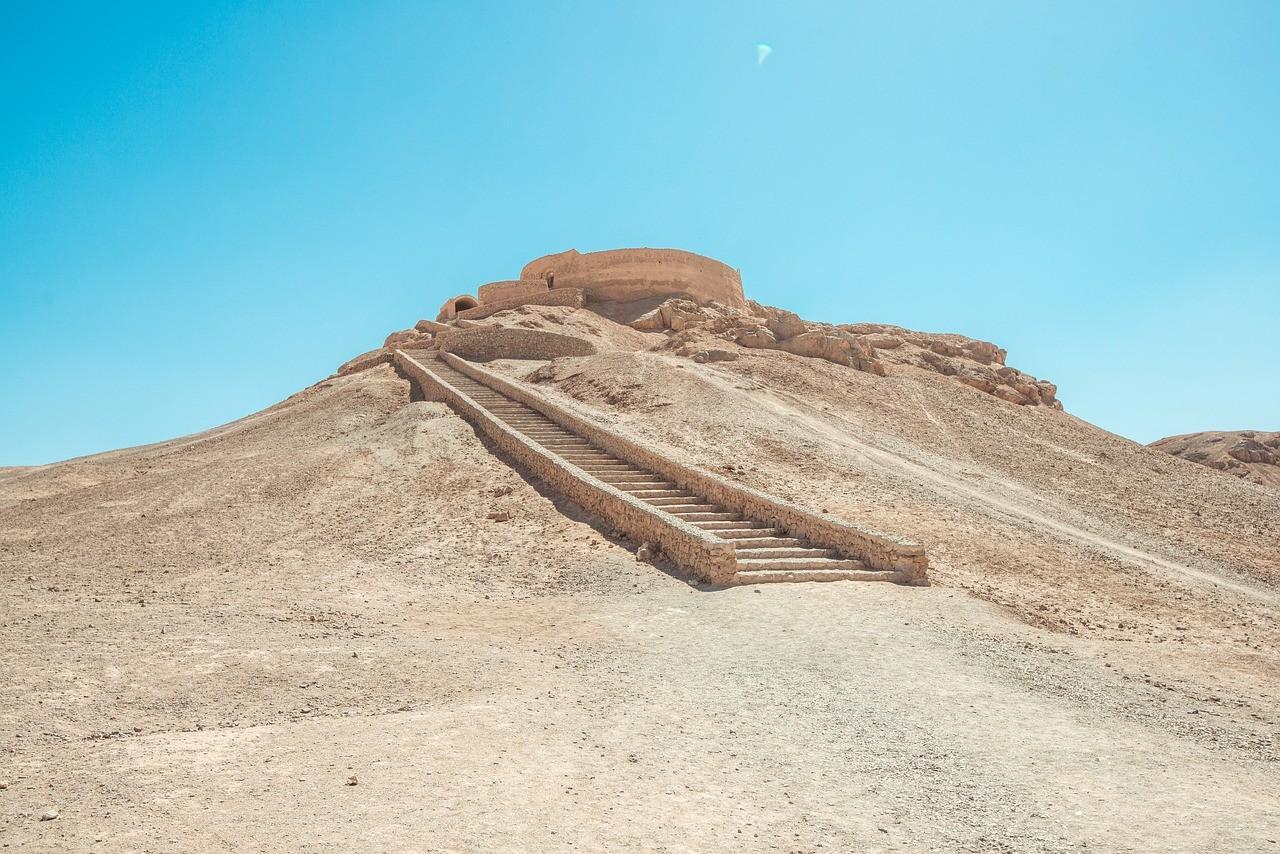 Башня Тишины, Йезд, Иран