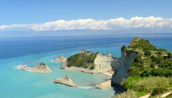 10 лучших песчаных пляжей Греции для отдыха