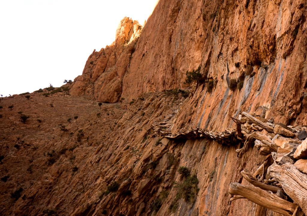 Берберский путь Зауиет Ахансал в Тагию, Марокко