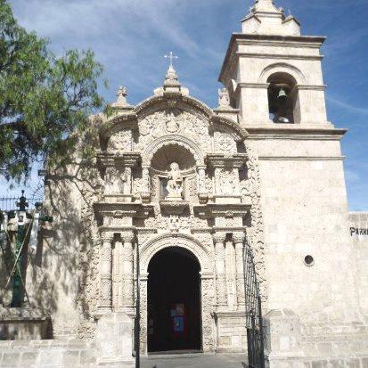 Церковь Сан Хуан Баутиста, Арекипа, Перу