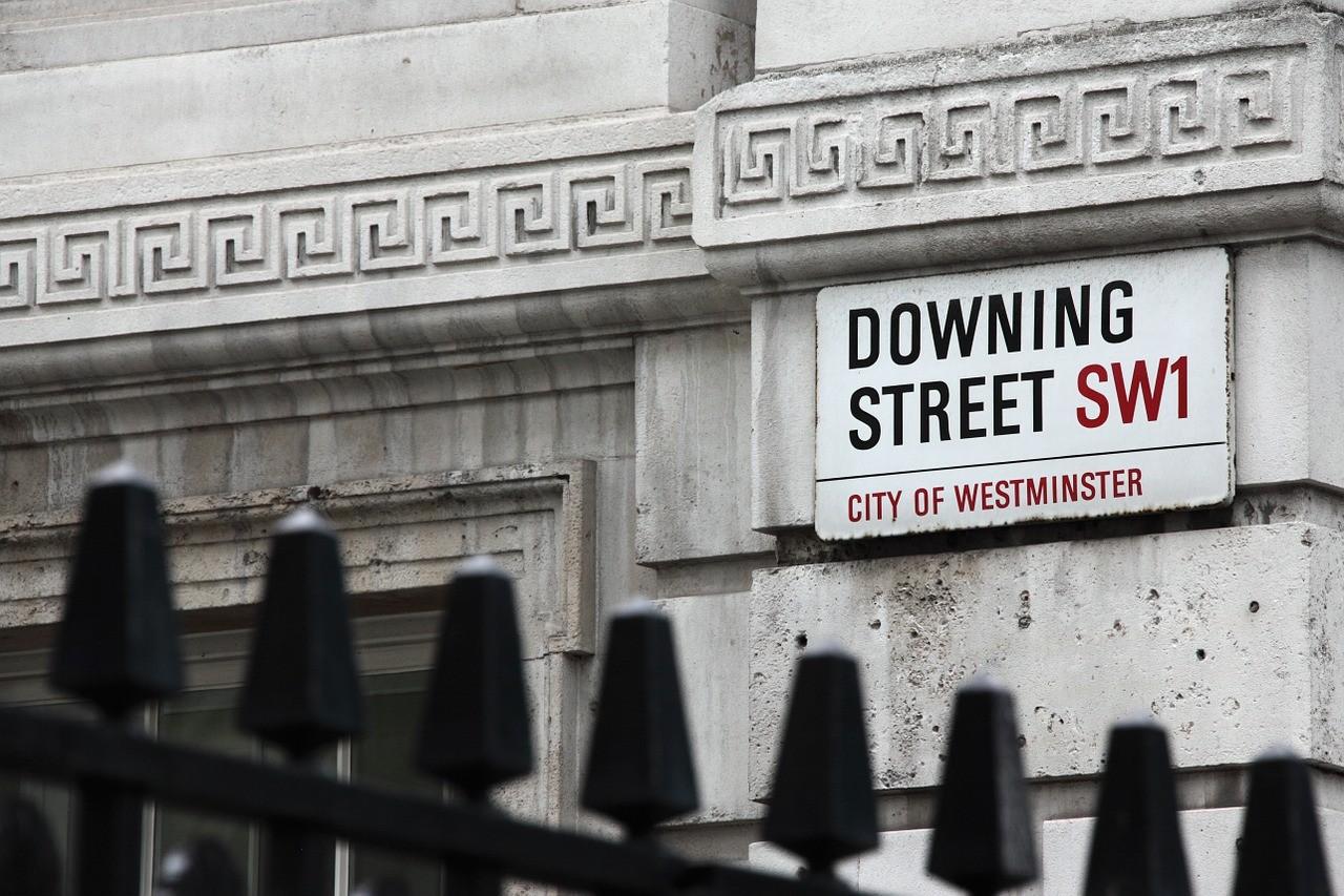 Даунинг-стрит, 10, Лондон, Великобритания