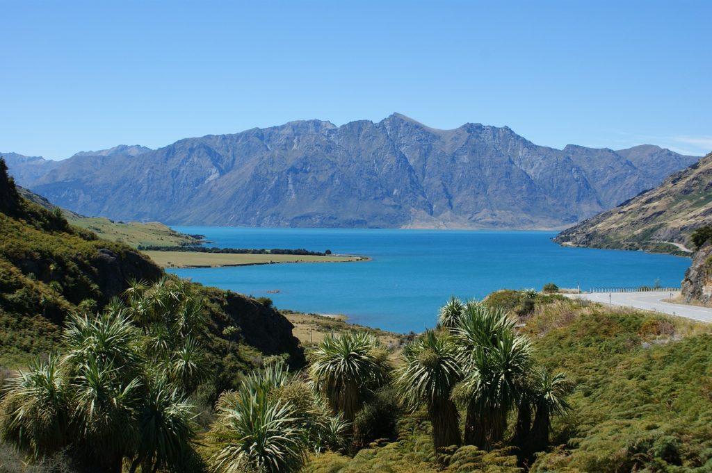 Долина Невис, Отаго, новая Зеландия