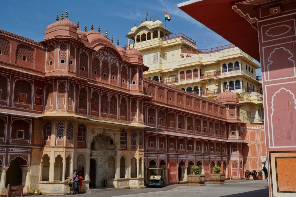 Джайпур и Амбер, индия
