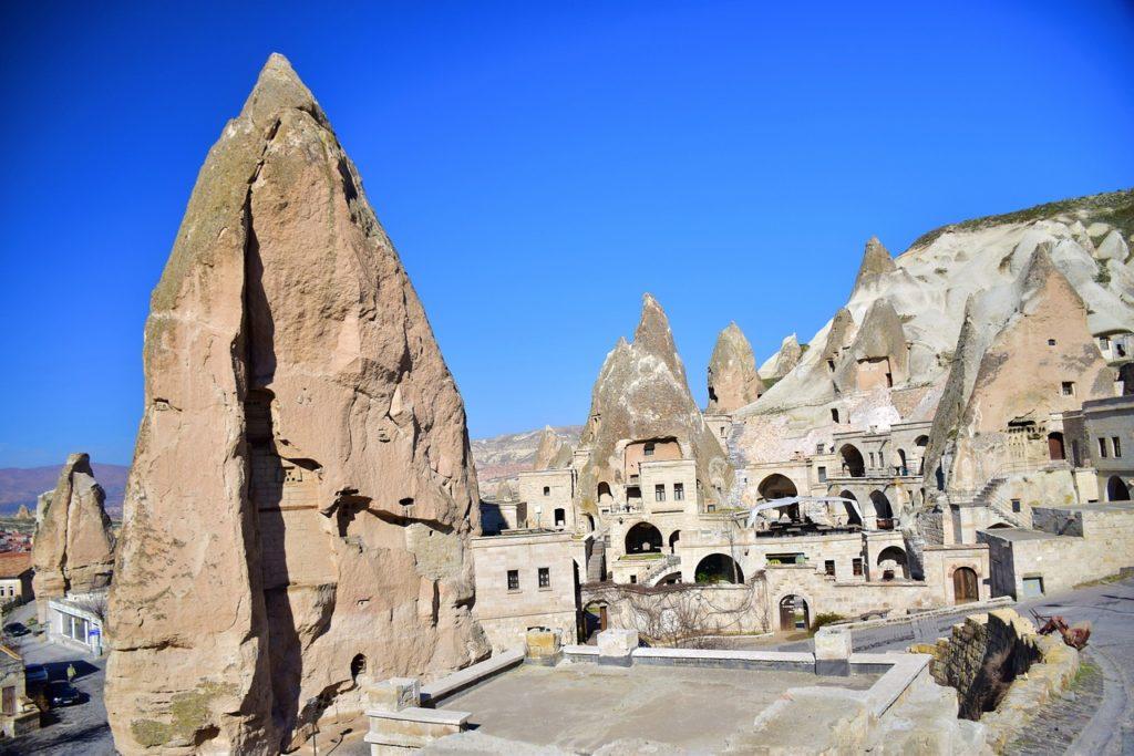 Гереме, Каппадокия, Турция