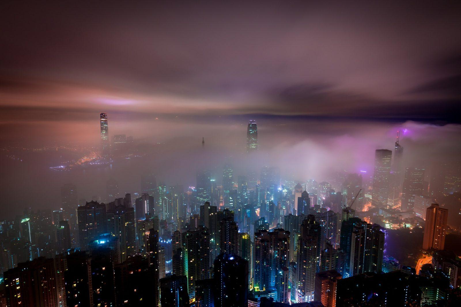 Гонконг стоповер