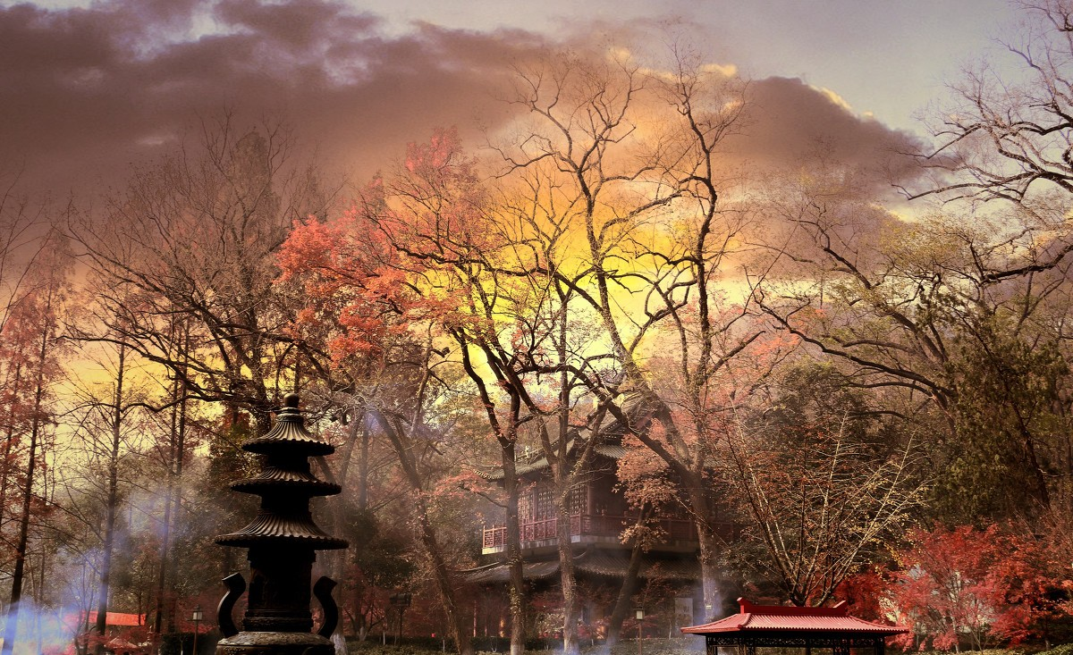 Гора Цисяшань, Нанкин, Китай