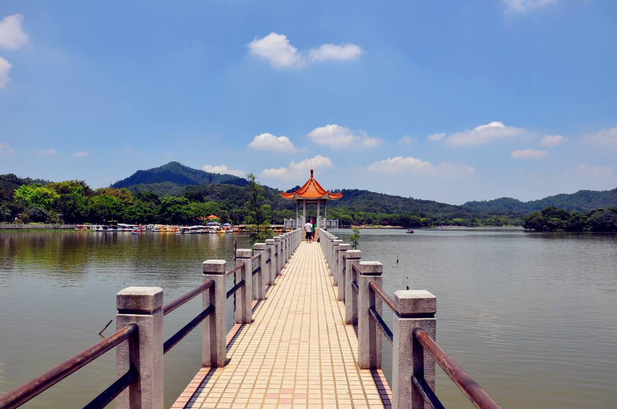 Гора Дафу, Гуанчжоу, Китай 1