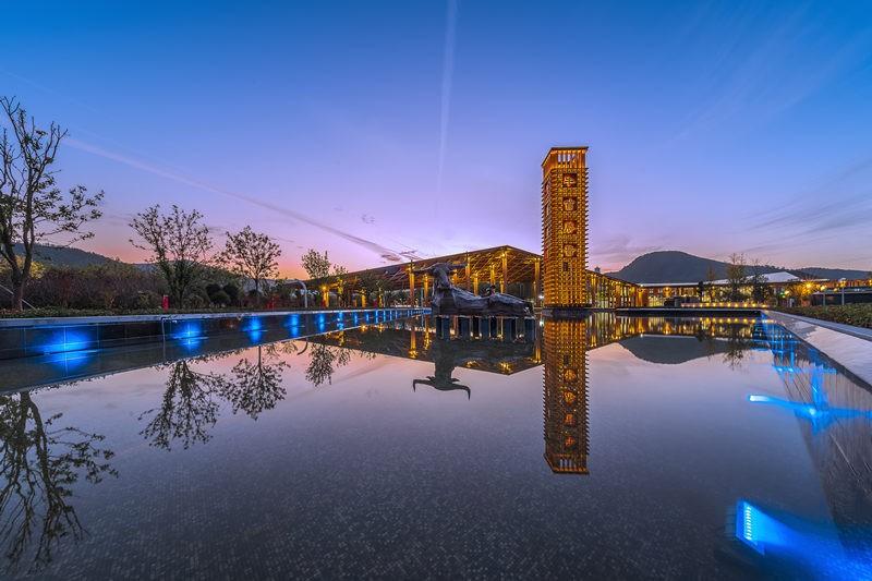 Гора Нюшоу, Нанкин, Китай