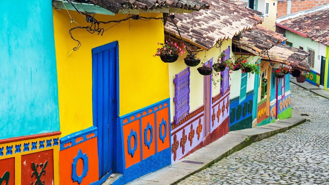 Города Колумбии, Богота