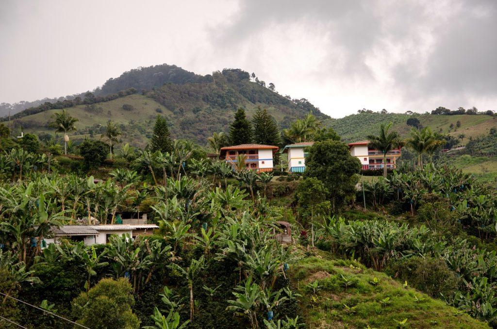 Хардин, Колумбия