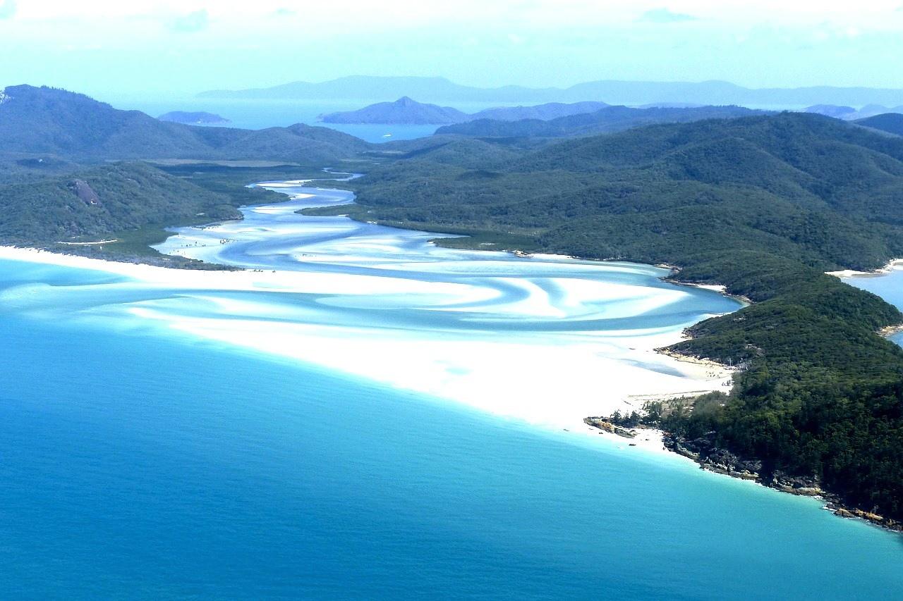 идеальные тропические острова мира