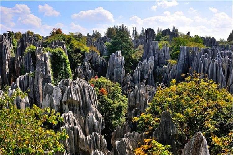 Каменный лес, Китай, Куньмин