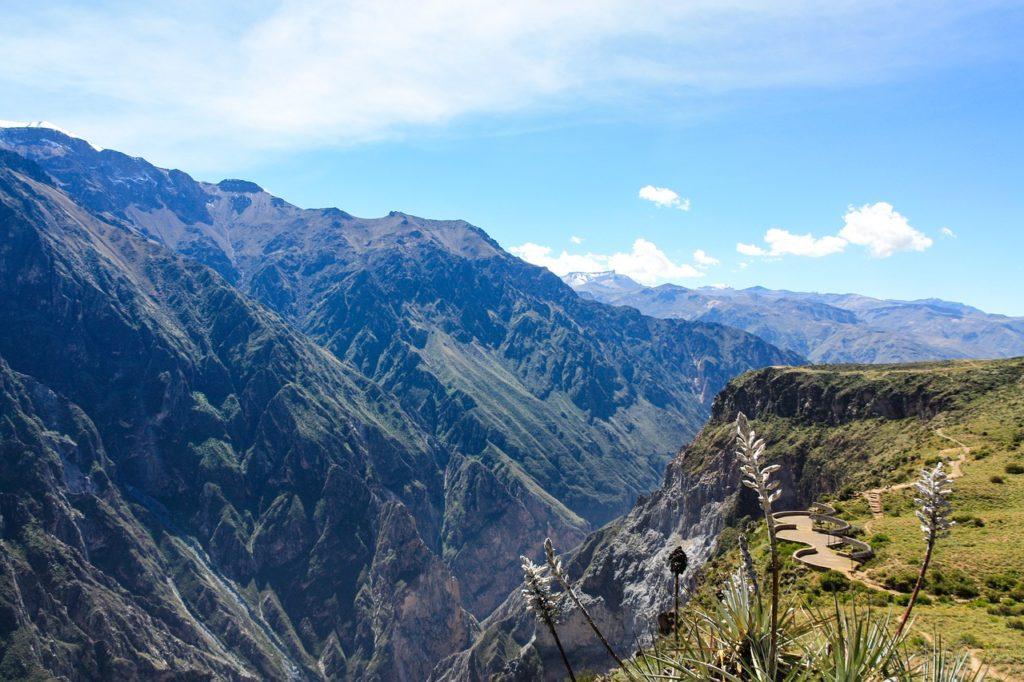 Колка Каньон, Арекипа, Перу