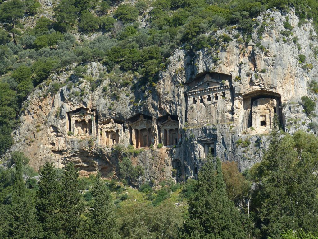 Майра, Турция
