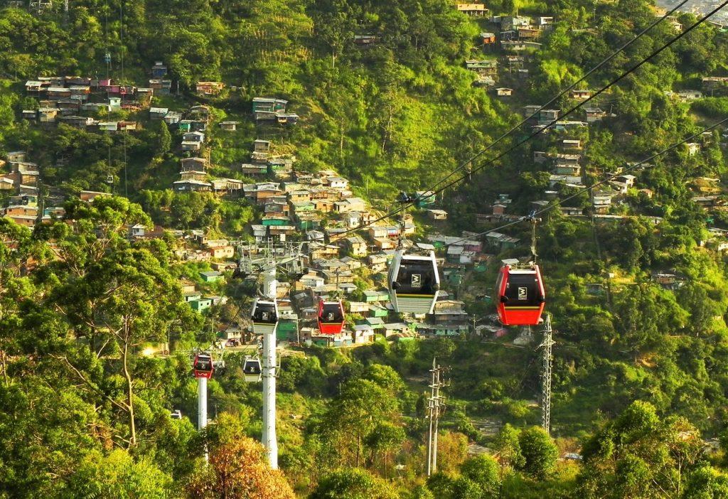 Медельин, Колумбия