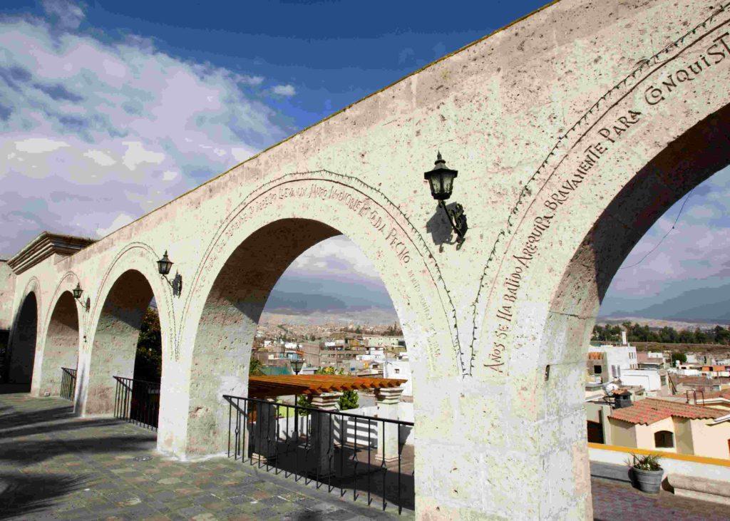 Мирадор Де Янауара, Арекипа, Перу