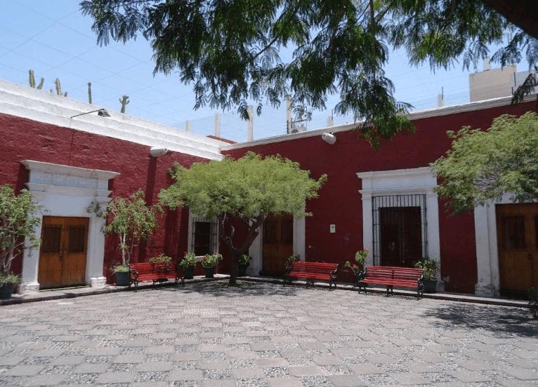 Музей Храмов в Андах, Арекипа, Перу