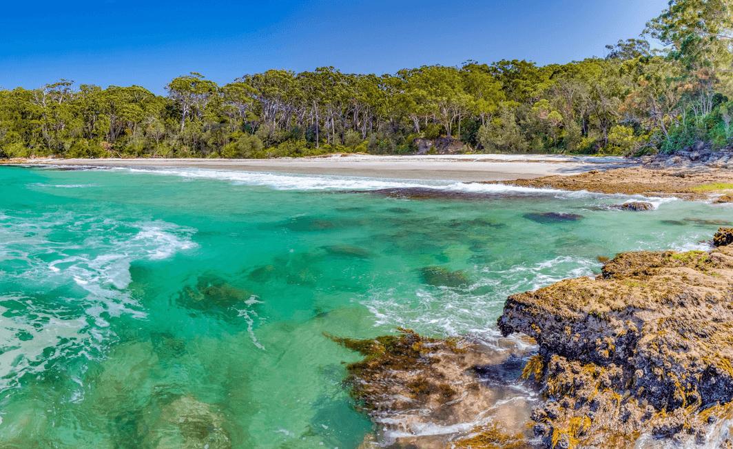 Национальный парк Джервис Бэй, Австралия