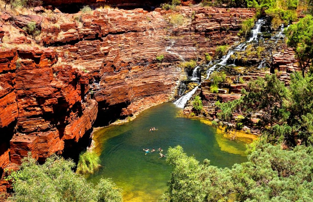 Национальный парк Кариджини, Австралия