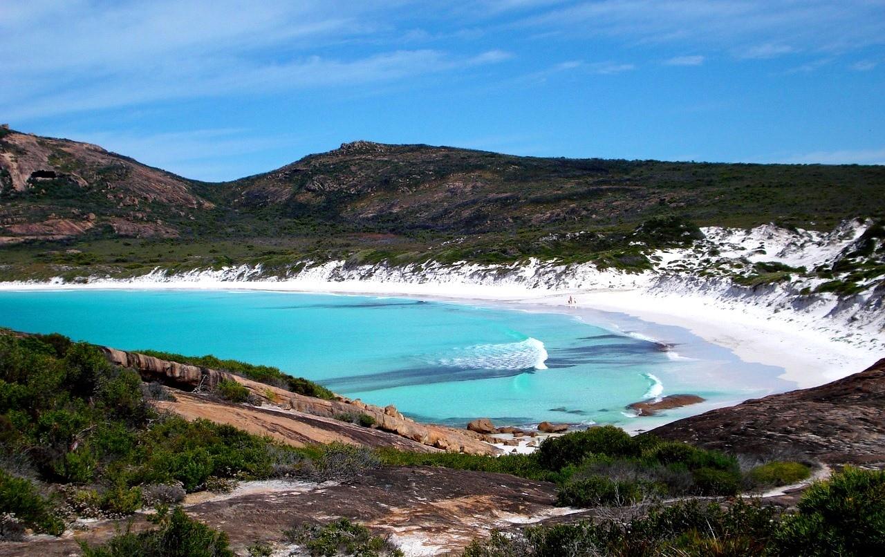 Национальный парк Кейп Ле Гранд, Австралия