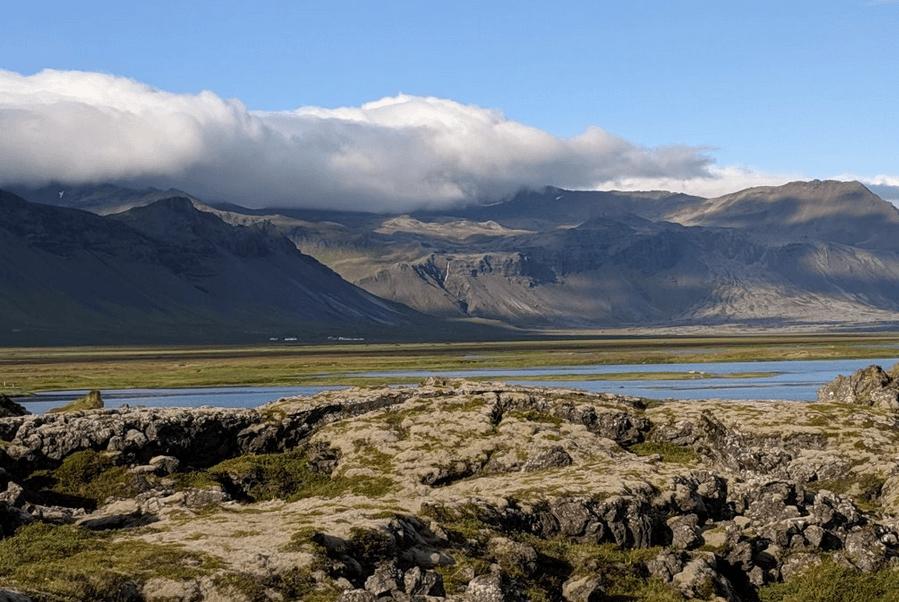 Национальный парк Снайфедльсйёкюдль, Исландия