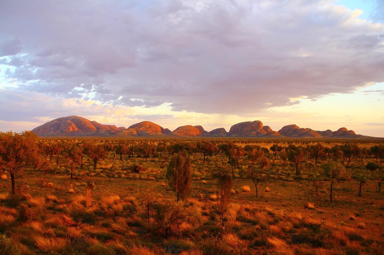 Национальный парк Улуру-Ката Тьюта, Австралия