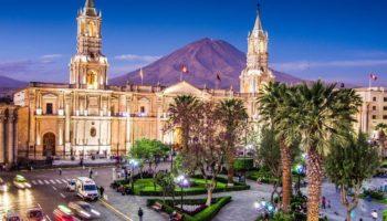 10 прекрасных вещей, которые нужно увидеть в Арекипа, Перу