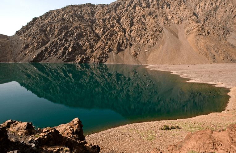 Озеро Ифни, Марокко