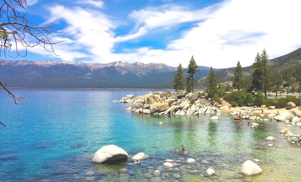 Озеро Тахо, Калифорния, США