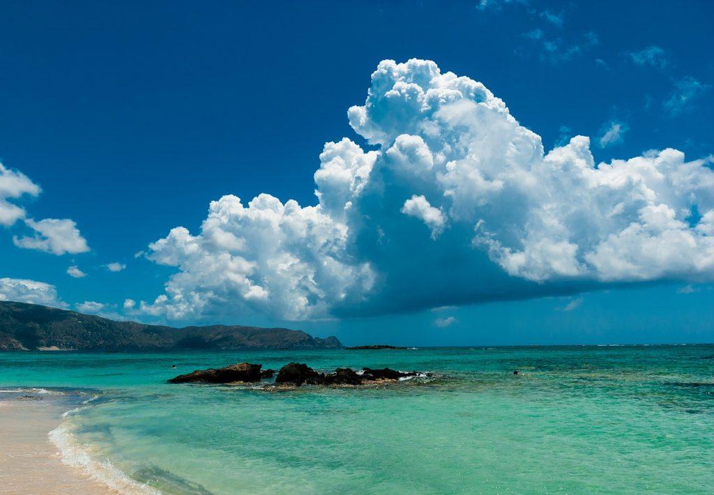 Пляж Элафониси, Крит, Греция