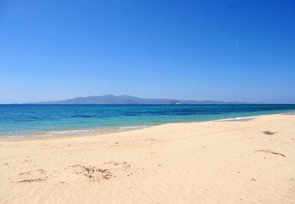 Пляж Плака, Наксос, Греция