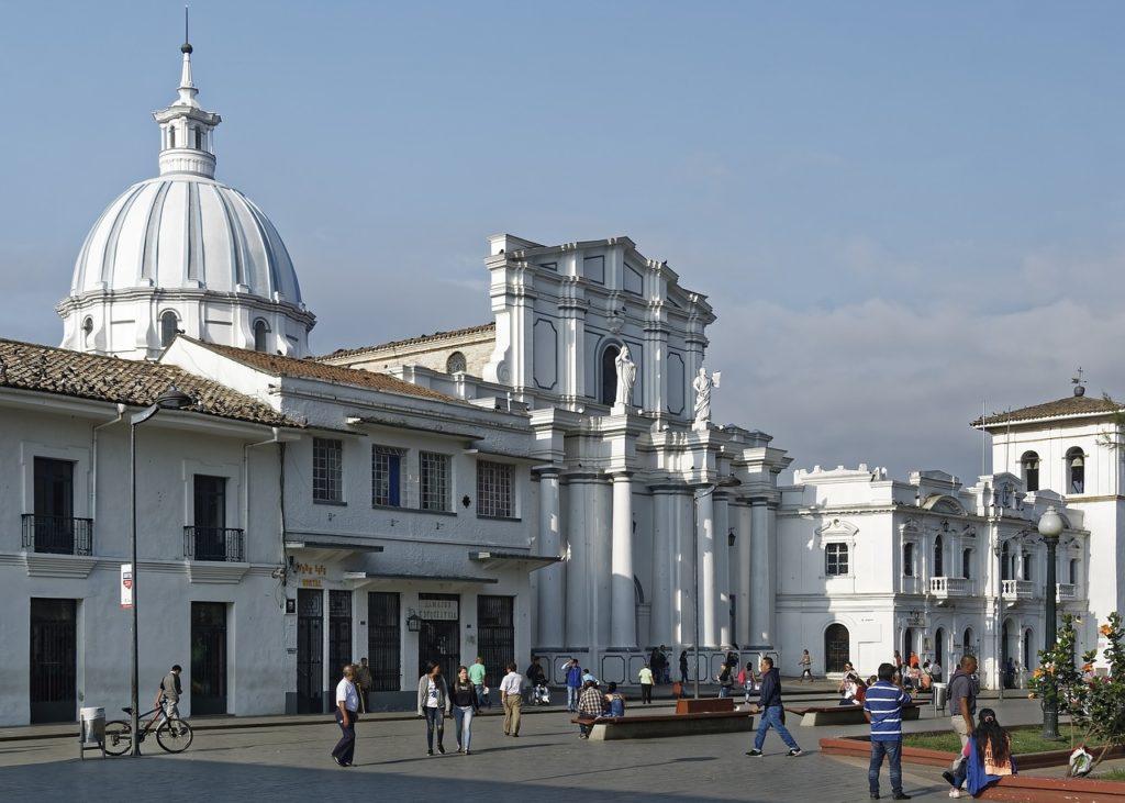 Попаян, Колумбия