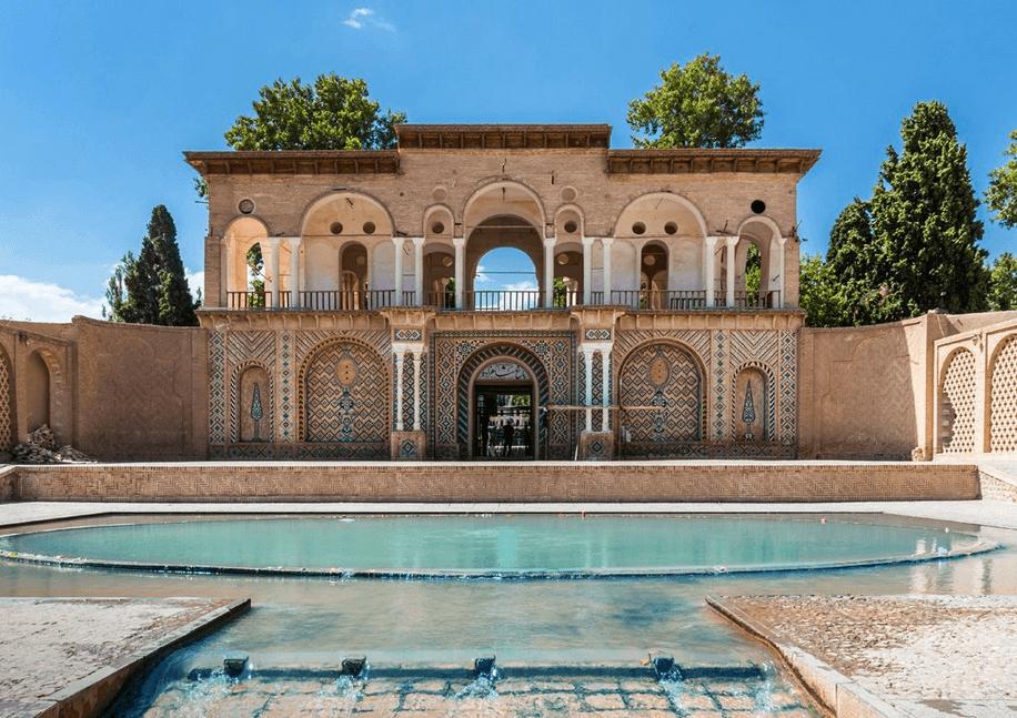 Сад Шахзаде, Керман, Иран