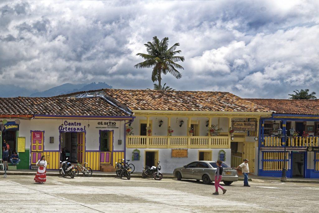 Саленто, Колумбия
