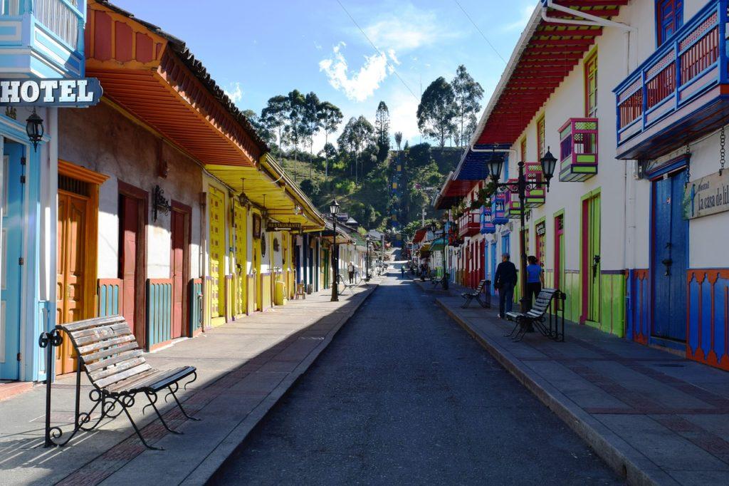 Саленто в Колумбии
