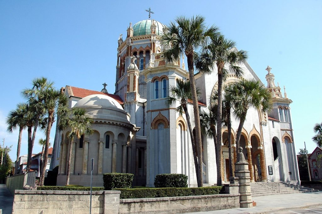 Сент-Огастин или Святой Августин, Флорида, США