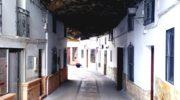 Сетенил де лас Бодегас, Испания , город в скале