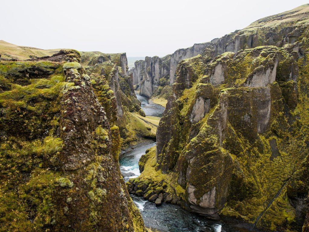 Сильфра Фиссур, Национальный парк Тингвеллир, исландия